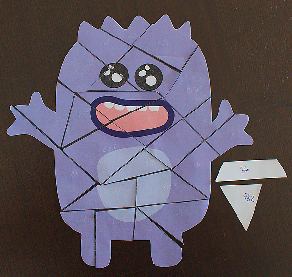 RaR - fialové monstrum